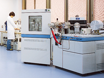 Isotope Ratio Mass Spectrometer (IR-MS)