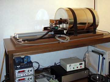 Alternating Field (AF) demagnetizer