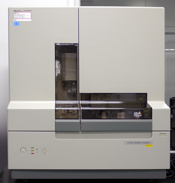 3100 Genetic Analyzer